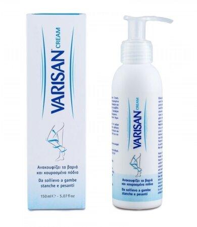 Varisan Cream για Βαριά και Κουρασμένα Πόδια 150ml