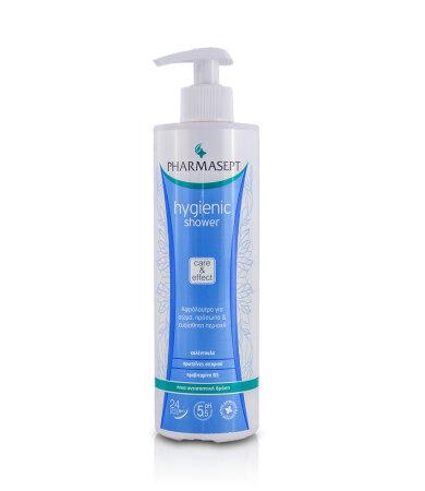 Pharmasept Hygienic Shower Αφρόλουτρο Για Σώμα, Πρόσωπο & Ευαίσθητη Περιοχή 500ml