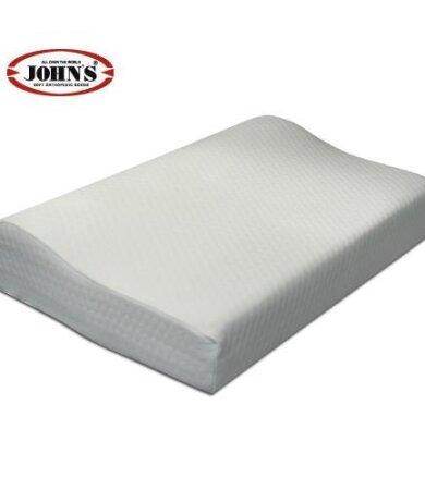 John's Μαξιλάρι Ύπνου Orthopedics Morpheas Classic Memory Foam 1 Τεμάχιο