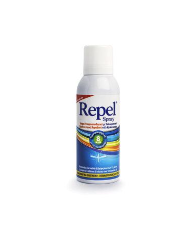 Uni-pharma Repel Spray Άοσμο Εντομοαπωθητικο Σπρέι 100ml
