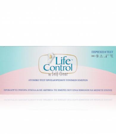 Life Control-Τεστ Ωορρηξίας