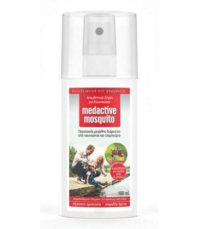 Medactive Mosquito Αντικουνουπικό 100 ml