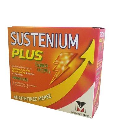 Menarini Sustenium Plus Intensive Formula 12 φακελάκια - Special Edition