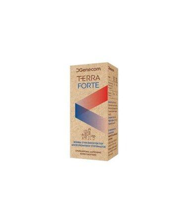 Genecom Terra Forte Σιρόπι για Ενίσχυση του Ανοσοποιητικού, 100ml