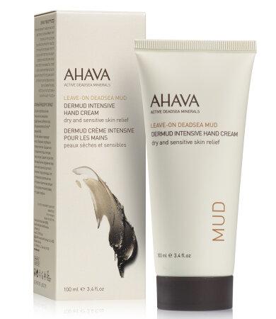 Ahava Dead Sea Mud Dermud Intensive Hand Cream, Κρέμα Για Σκασμένα Χέρια 100ml