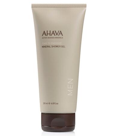 Ahava Men Care Mineral Shower Gel, Δροσιστικό Αφρόλουτρο Για Άνδρες 200ml