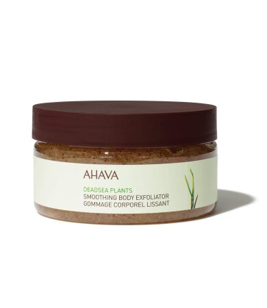 Ahava Dead Sea Plants Smoothing Body Exfoliator, Απαλή Απολέπιση Σώματος 235ml
