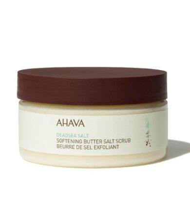 Ahava Dead Sea Salt Softening Butter Scrub, Βούτυρο Απολέπισης 235ml