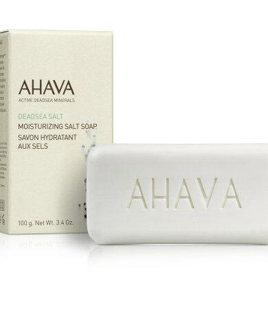 Ahava Dead Sea Salt Moisturizing Soap, Ενυδατικό Σαπούνι Με Αλάτι 100gr