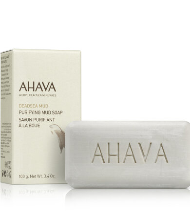 Ahava Dead Sea Mud Purifying Dead Sea Mud Soap, Σαπούνι Με Λάσπη 100gr