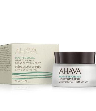 Ahava Beauty Before Age Uplift Day Cream Broad Spectrum SPF20, Ενυδατική & Συσφικτική Κρέμα Προσώπου 50ml