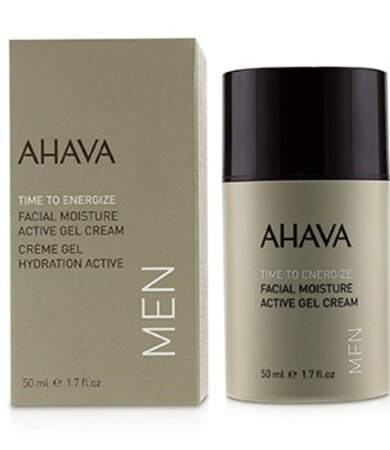 Ahava Time To Energize Facial Moisture Active Gel Cream 50ml