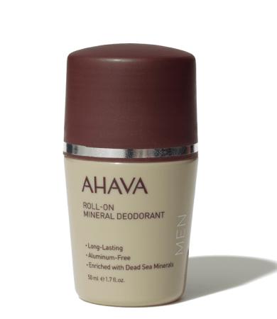 Ahava Magnesium Rich Deodorant Men Ανδρικό Αποσμητικό 50ml
