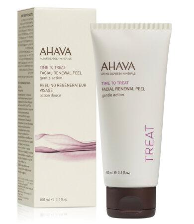 Ahava Time To Clear Facial Renewal Peel, Απολέπιση Προσώπου 100ml