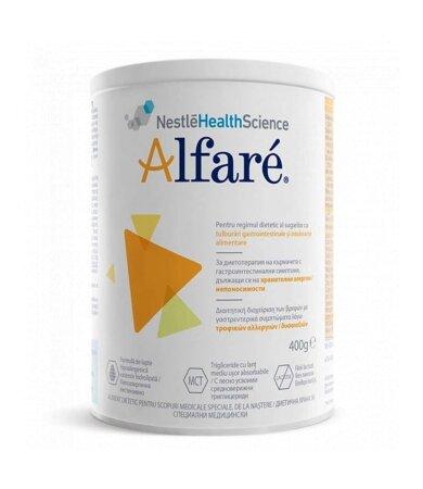 Alfare Βρεφικό Γάλα 400gr