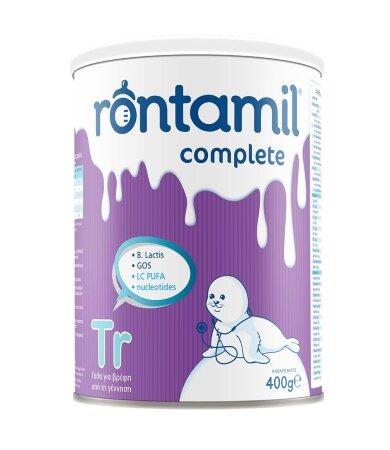Rontamil Complete TR Γάλα για αντιμετώπιση της δυσκοιλιότητας 400gr