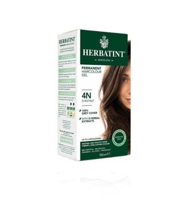 Herbatint 4Ν Καστανό Φυτική Βαφή Μαλλιών 150ml