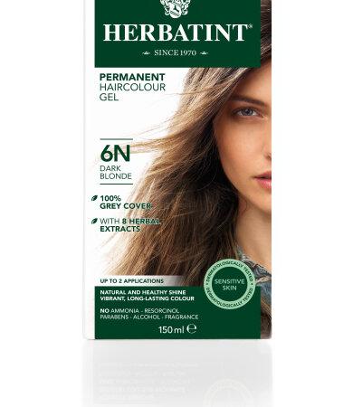 Herbatint 6Ν Ξανθό Σκούρο Βαφή Μαλλιών 150ml