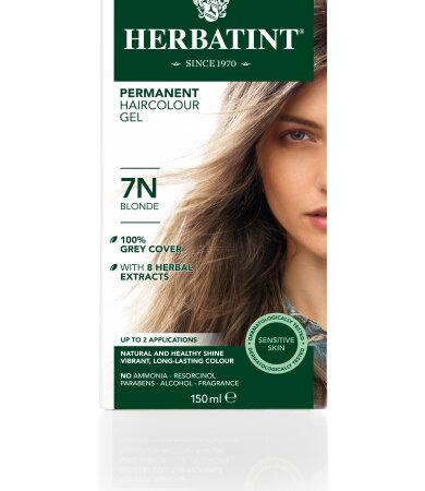 Herbatint 7N Ξανθό Βαφή Μαλλιών 150ML