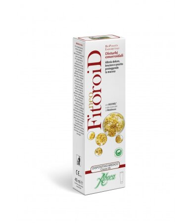 Aboca Fitoroid Kρέμα για Aιμορρο_δες 40ml