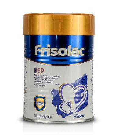 Frisolac Pep Γάλα Ειδικής Διατροφής σε Σκόνη, 400gr