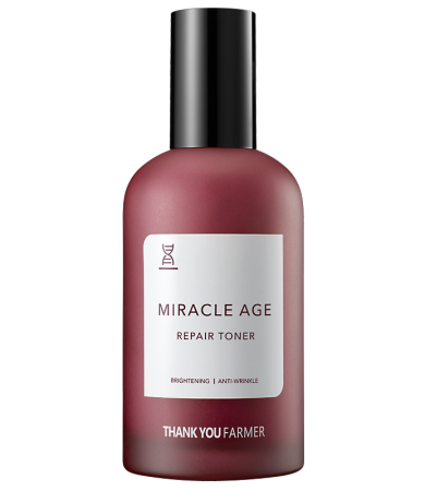 Thank You Farmer Miracle Age Repair Toner 150ml