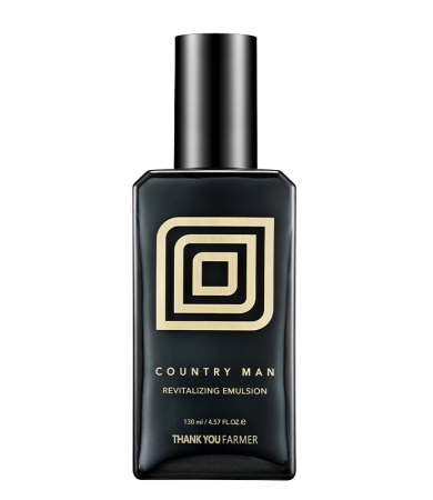 Thank You Farmer Country Man Revitalizing Emulsion 130ml