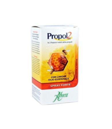 Aboca Propol2 EMF Spray 30ml Σπρέι με Πρόπολη για τον Λαιμό